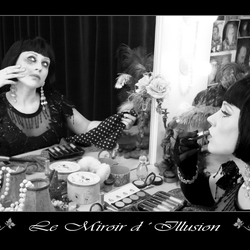 Le Miroir d´illusion