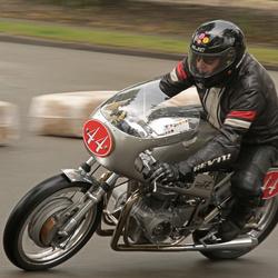 Classic motor race