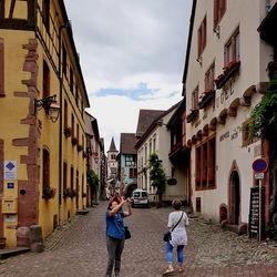 straatfotografie Elzas Frankrijk.