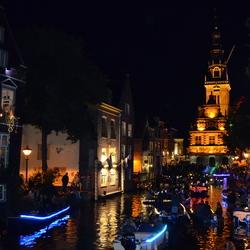 Lichtjesavond in Alkmaar