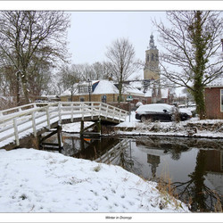 Winter in Dronryp