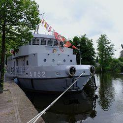 Den Helder aan het Westeinde....