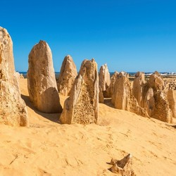 The Pinnacles - West-Australie