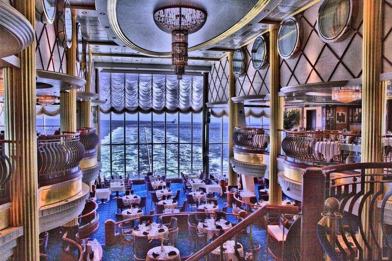 Restaurant Color Fantasy