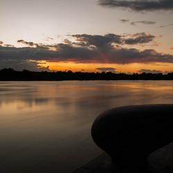 Doesburg sunset 2