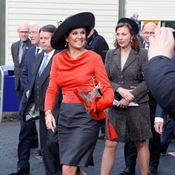 Streekbezoek Koning Willem-Alexander en Koningin Maxima aan Emmen 2015