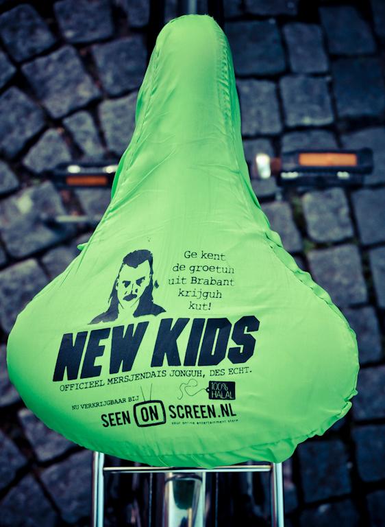 Nieuwe Politieke Partij? - De NKK, de New Kids Ku.partij!<br /> Wie helpt ze in het zadel?