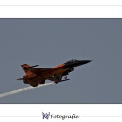 F 16 Demo Team
