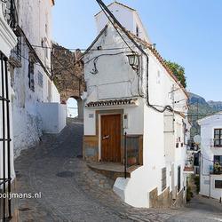 Straatje in Casares