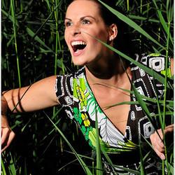 Claudia In The Jungle