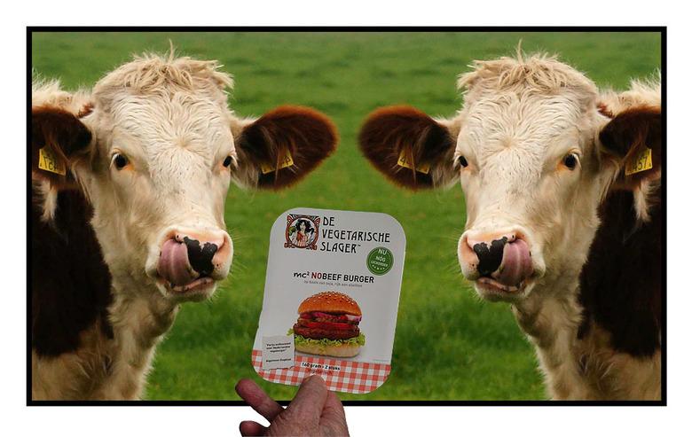 mijn voornemen voor 2020................. - de kogel is door de kerk......<br /> nou at ik al nooit veel vlees en dan alleen maar varkens- en koeienv