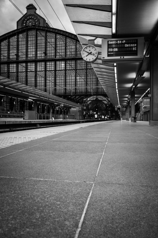 Antwerpen - Centraal Station III -