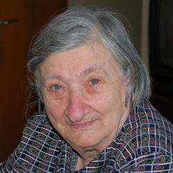 Bejaarde in Boekarest