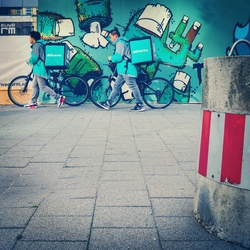 Deliveroo Rotterdam