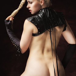 braid and gloves