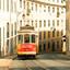 Tram 28 in Lisboa