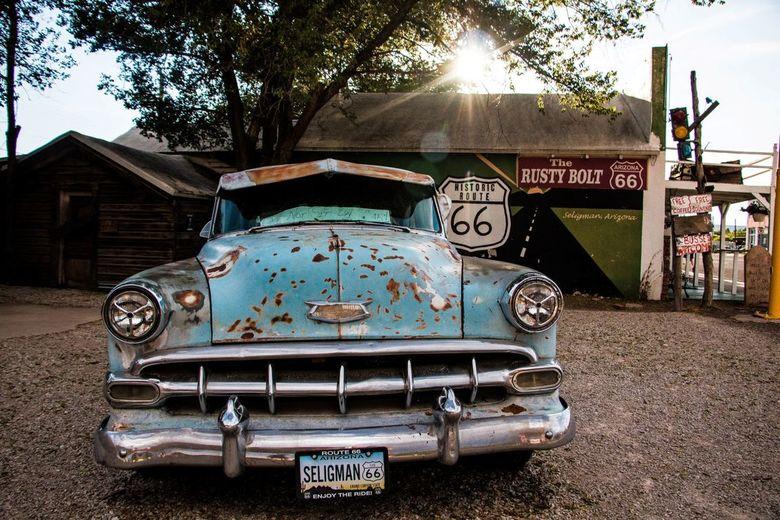 USA oldtimer -