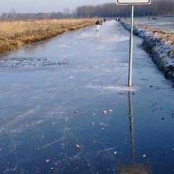 Winter(verkeers)regels... in Holland