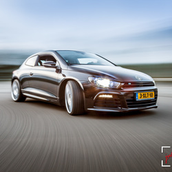 The VW Scirocco R