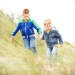 Samen de duinen ontdekken