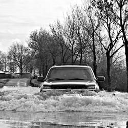 overstroming van de Maas