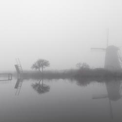 geen bezoek tijdens de mist