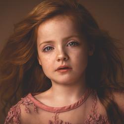 Meisje met de rode haren