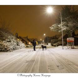 Sneeuw pret