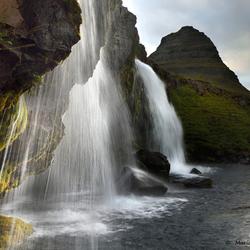 Kirkjufellfoss, IJsland