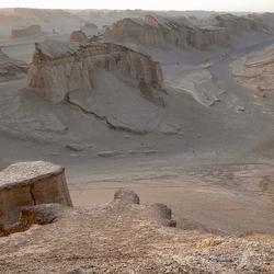 Dasht-e-Lut woestijn Iran