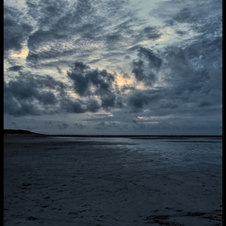 Bewerking: Texelse strand