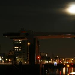 Brug entrepot Rotterdam