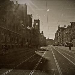 Amsterdam uit vervlogen tijden....