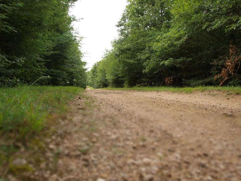 Offroad fietspad -
