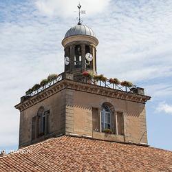 Toren overkapping Revel
