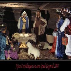 Kerst / Nieuwjaars Groet