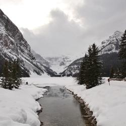 Lake Louise Rocky Mountains