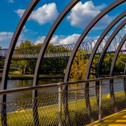 Slinky Springs To Fame - brug in Oberhausen