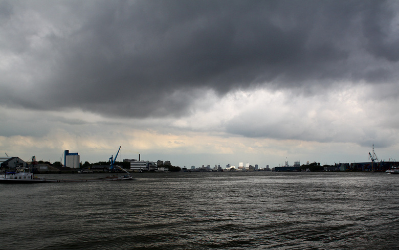 Rotterdam - vanaf Pernis