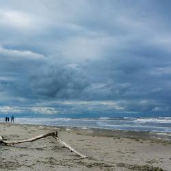 Strand op Vlieland