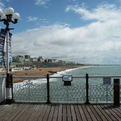 Pier in Brighton