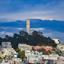 Uitzicht over San Francisco