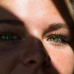 Daglicht portret Rosanne