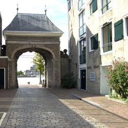 Dordrecht, Caterijnepoort, anno 1652