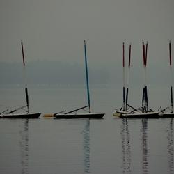 no wind, no sail...