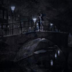 het meisje op de brug