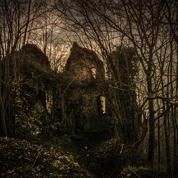 Ruine Neufchatel Ardennen
