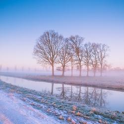 Winter in Drenthe
