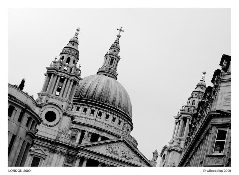 St Paul's v3 - Opname van St. Paul's Cathedral.