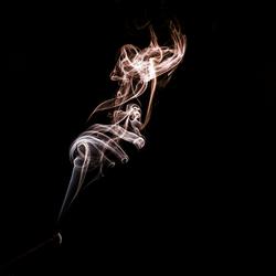 Swirl smoke